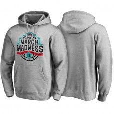 March Madness Gray 2018 Basketball Tournament Final Four Tipoff Pullover College Football Hoodie