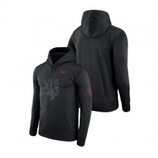 Army Black Knights Black Rivalry Lion College Football Hoodie