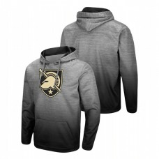 Army Black Knights Heathered Gray Sitwell Sublimated Pullover College Football Hoodie