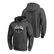 Dartmouth Big Green Heather Gray 2019 Ivy League Football Conference Champions College Football Hoodie