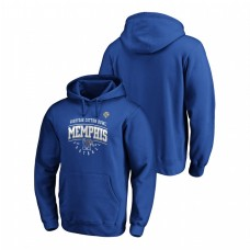 Memphis Tigers 2019 Cotton Bowl Bound Tackle Royal College Football Hoodie