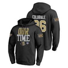 UCF Knights #86 Black Michael Colubiale Fanatics Branded 2019 Fiesta Bowl Bound Counter College Football Hoodie