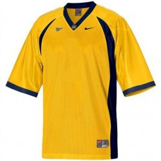 California Golden Bears Blank Gold Authentic College Football Jersey