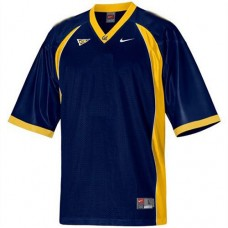 California Golden Bears Blank Blue Authentic College Football Jersey
