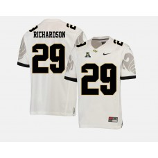 UCF Knights #29 Cordarrian Richardson White College Football Jersey